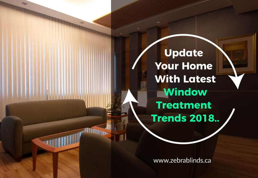 Top 10 attractive window treatment trends 2018 - Latest window treatment trends ...