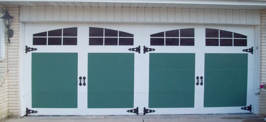 Cover Your Garage In Style With Garage Window Treatments