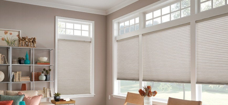 Cellular Shades for Better Insulation