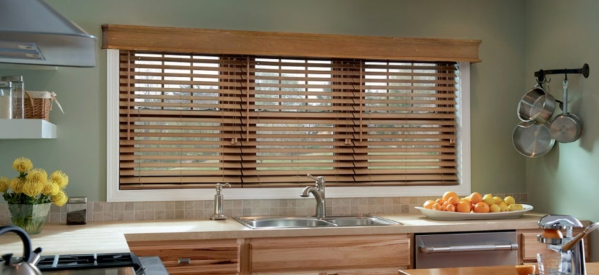 Best Kitchen Window Treatments 5 Things To Consider While Buying