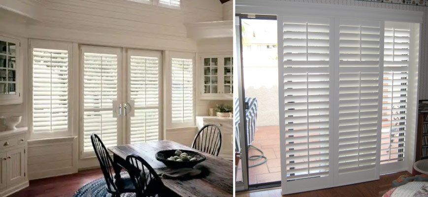 How to Use Horizontal Blinds For Patio Doors | ZebraBlinds ...