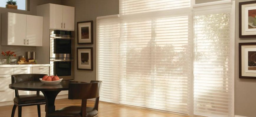 How To Use Horizontal Blinds For Patio Doors Zebrablinds