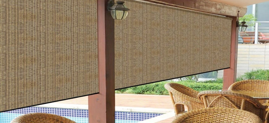 Natural Window Blinds