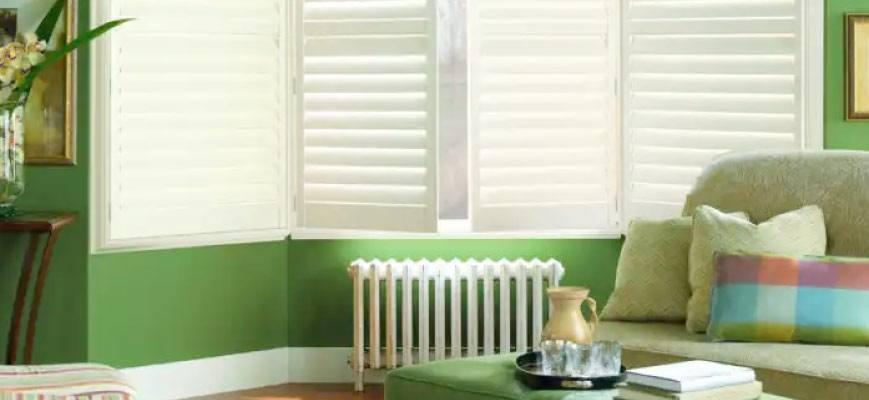 Greenguard Certified Blinds