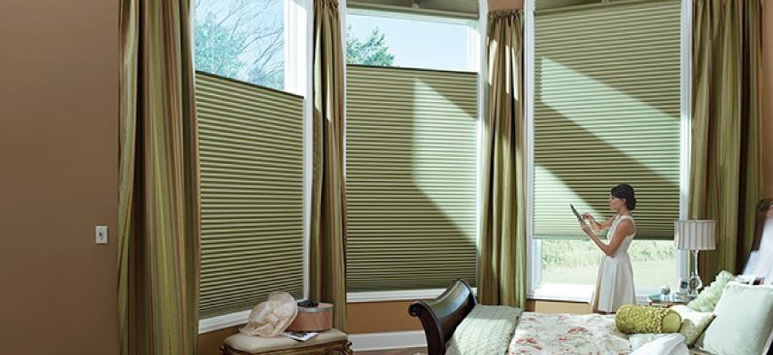 Electric Blinds for Large Windows