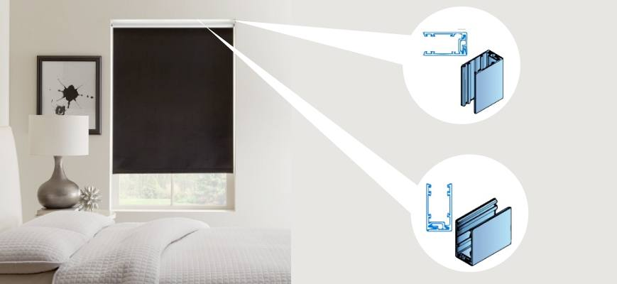 Top 6 Ideas To Diminish Roller Blinds Light Gap