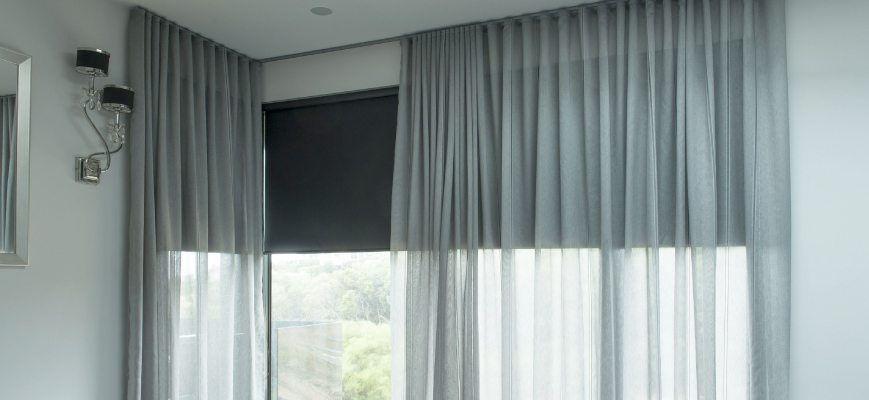 Privacy Sheer Curtains