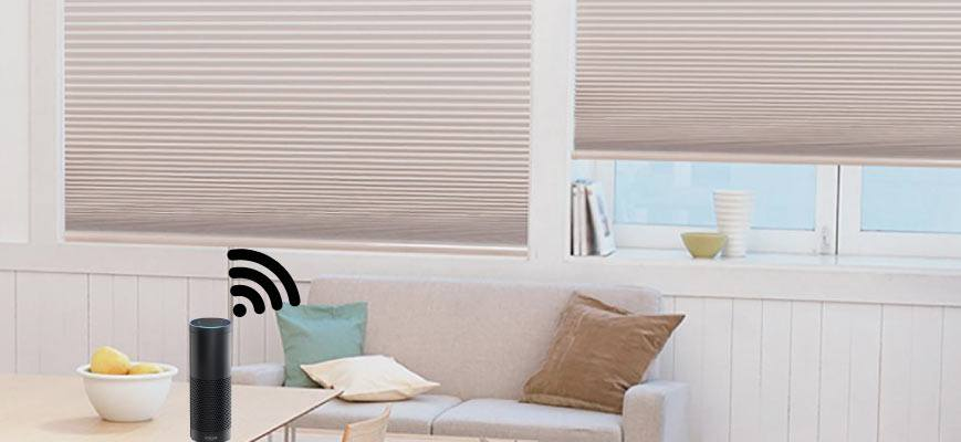 Top 5 Alexa Controlled Smart Blinds And Shades For Large