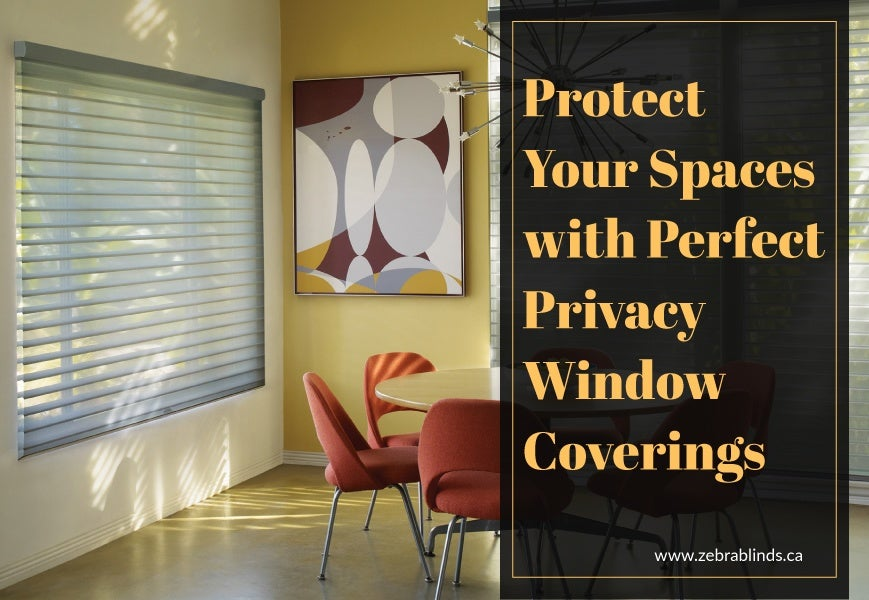 Best Blinds For Privacy