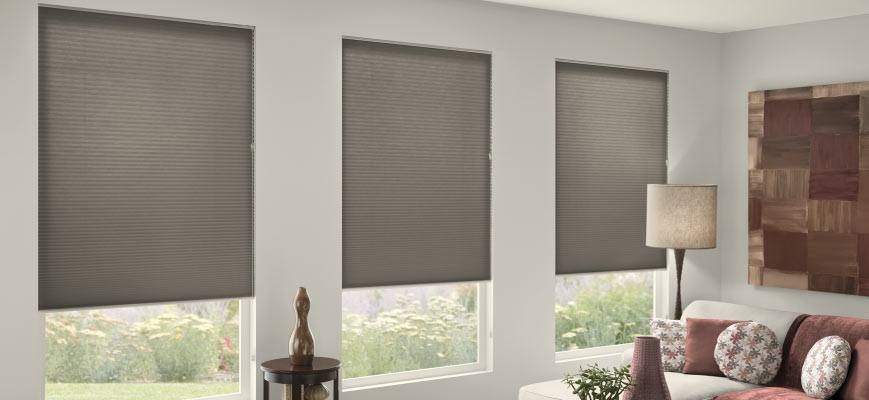 Insulated Cellular Shades
