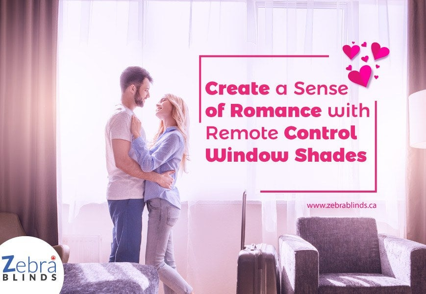 Remote Control Window Shades