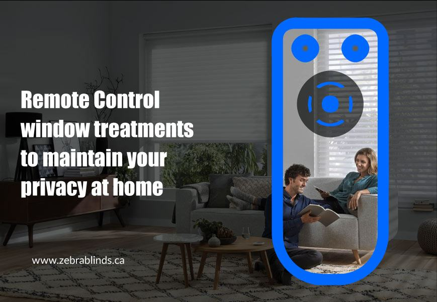 Remote Control Window Treatments