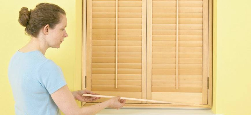 Mounting Exterior Shutters