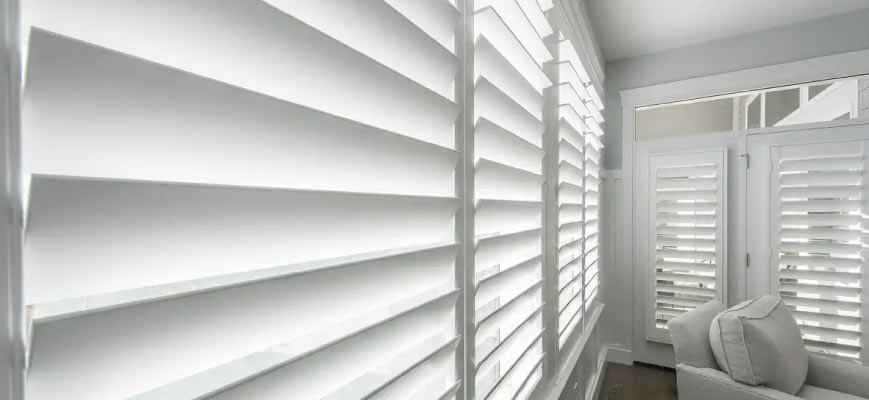 Custom Made Window Shutters