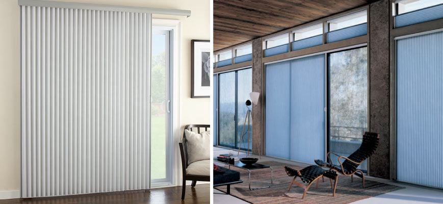 Cellular Vertical Shades