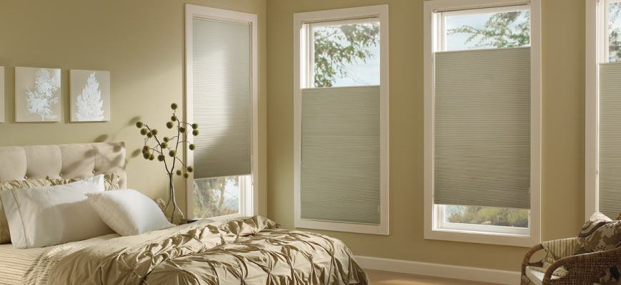 Top Down Blinds for Bedroom