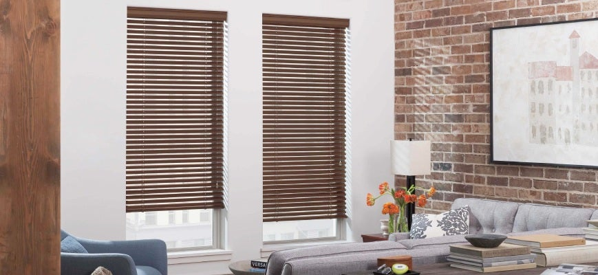 Vinyl Mini Blinds