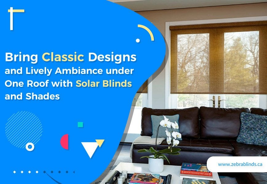 Solar Blinds and Shades