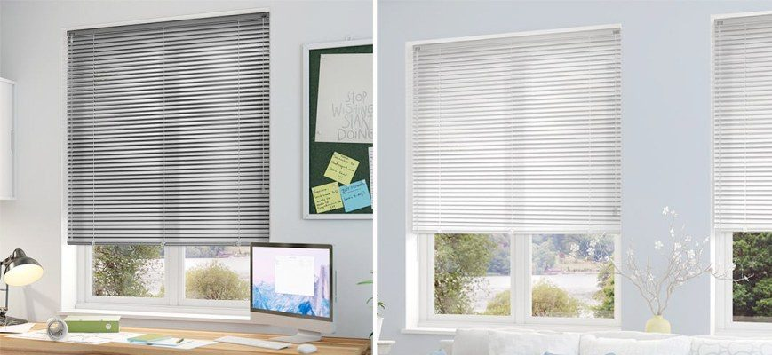 Venetian Blinds for Office Space