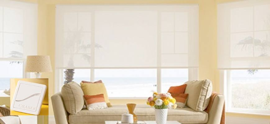 Z-Wave Virtual Cord Solar Shades