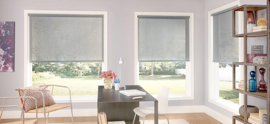 Solar Shades for Large Windows