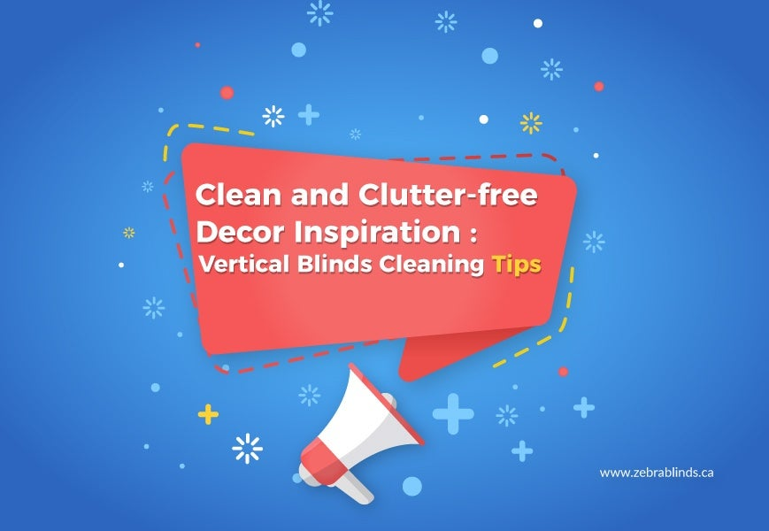 Vertical Blinds Cleaning Tips