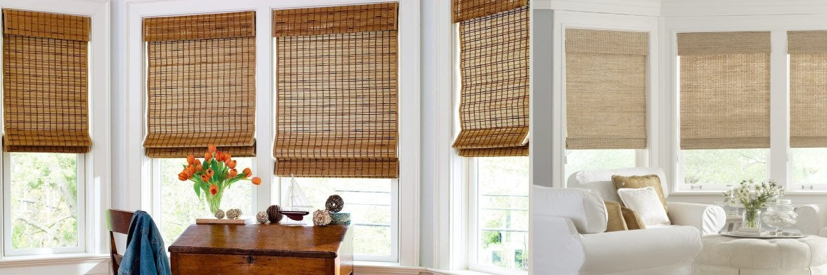 Natural Blinds and Shades