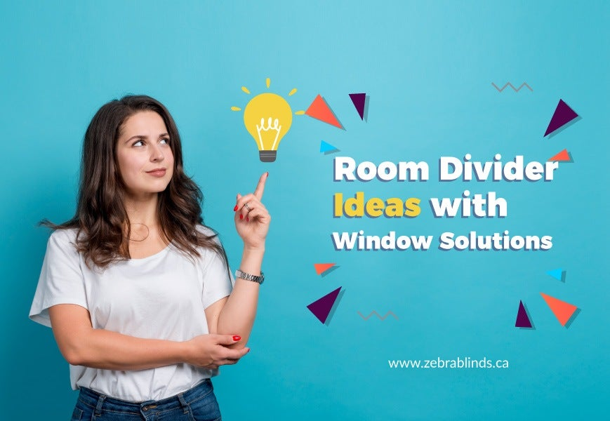 Room Divider Ideas with Window Solutions