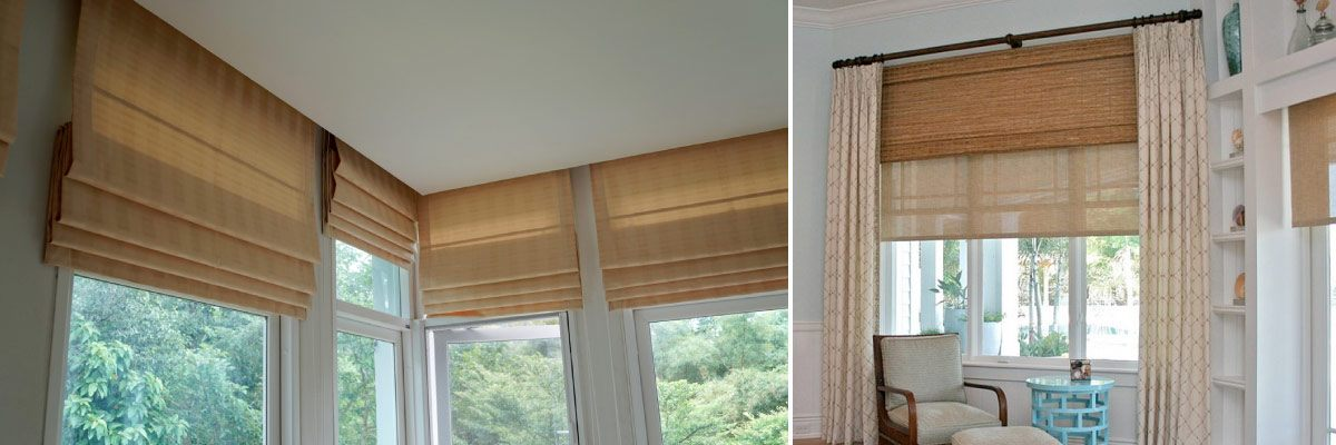 Wooden Window Treatments for Tree House