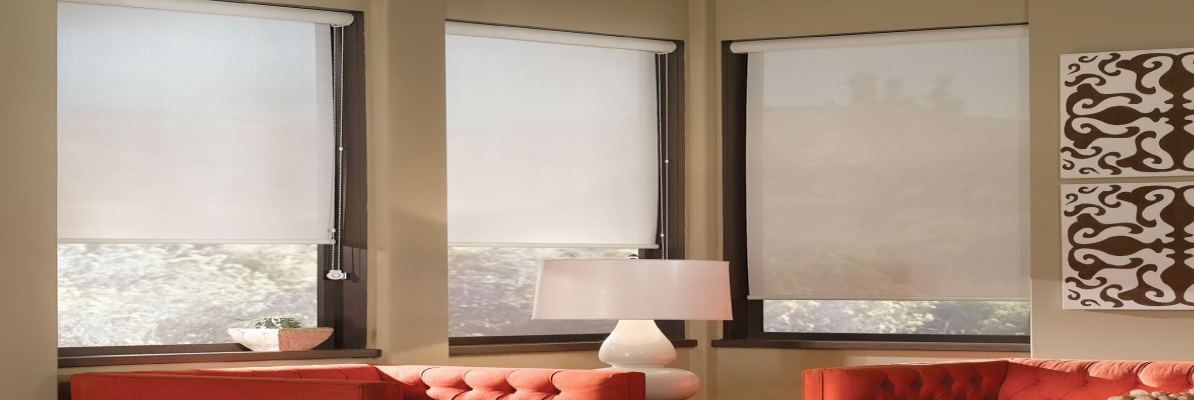 10% Openness Solar Shades