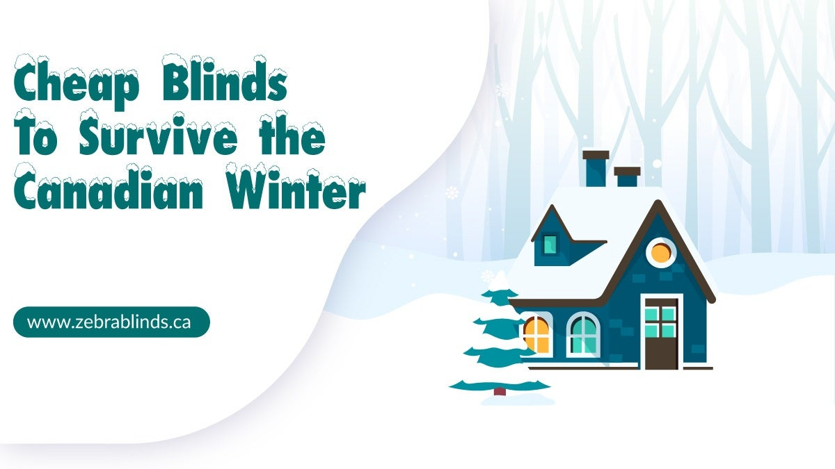 Cheap Blinds Canada