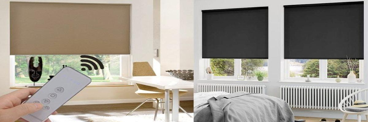 Power Window Blinds