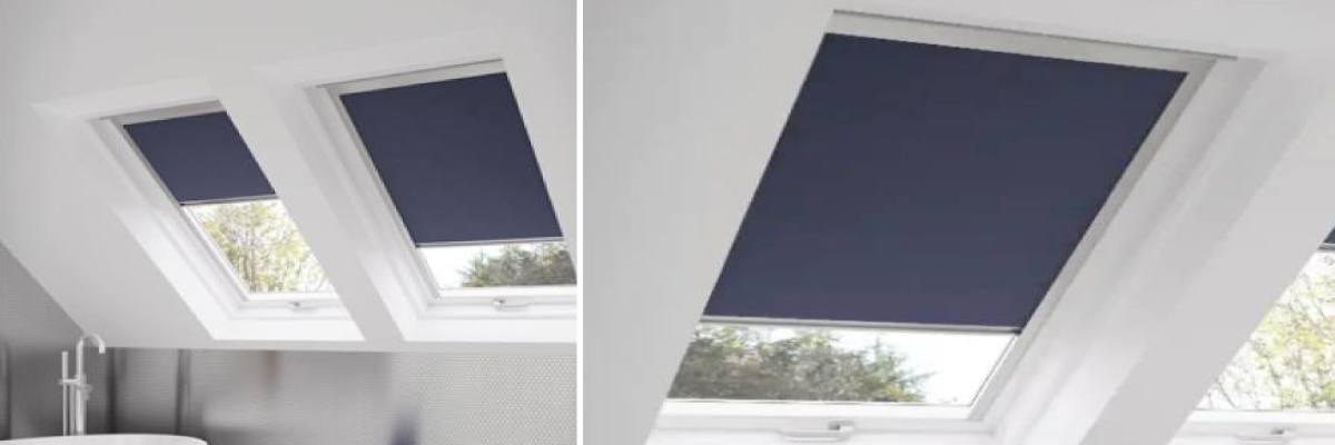 Skylight Blinds and Shades