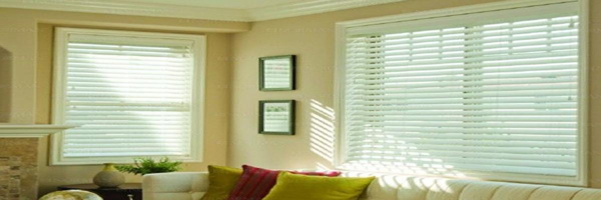 2-inch Faux Wood SmartPrivacy Blinds