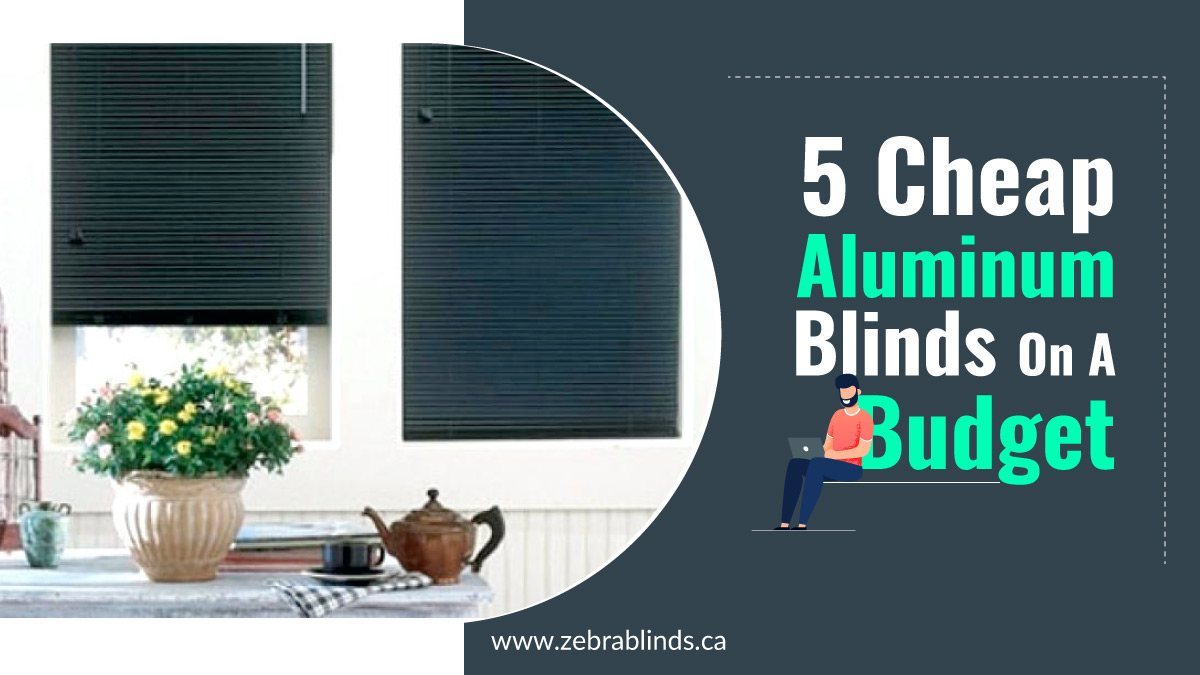 Cheap Aluminum Blinds