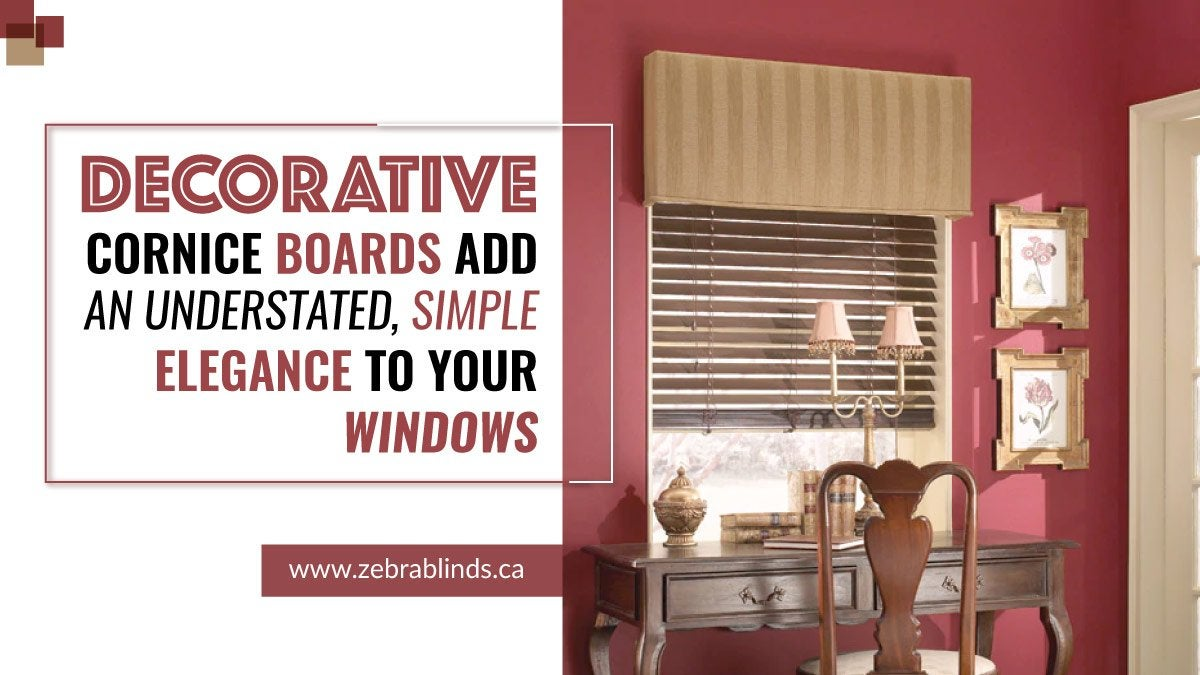 Decorative Cornice Boards