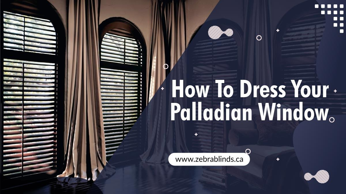 How to Dress Your Palladian Window