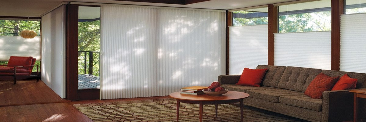 Cellular Shades for Door and Windows