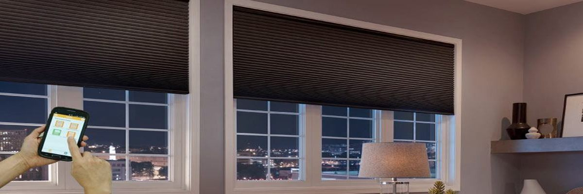 Smart Honeycomb Blinds