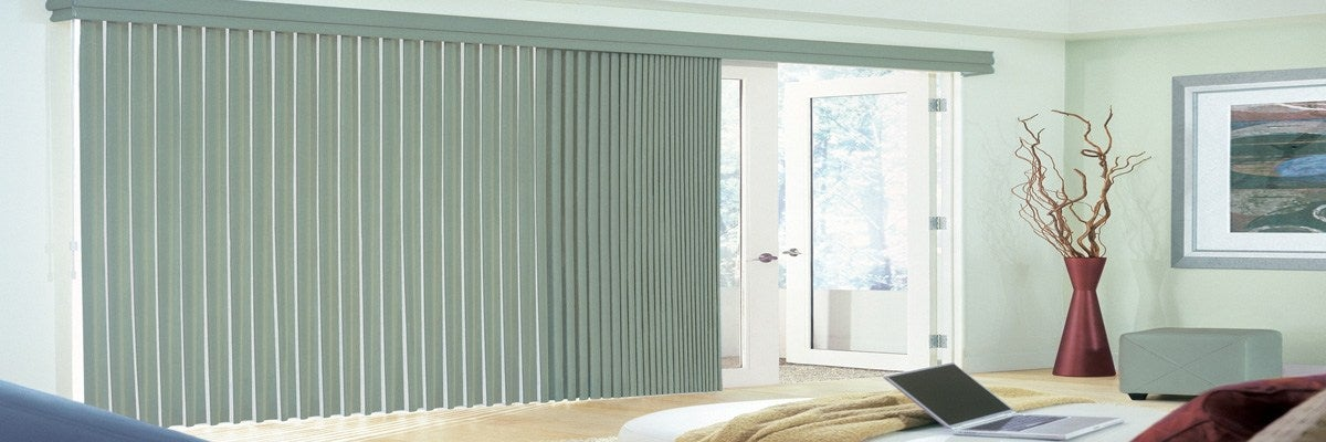 Vertical Cellular Shades
