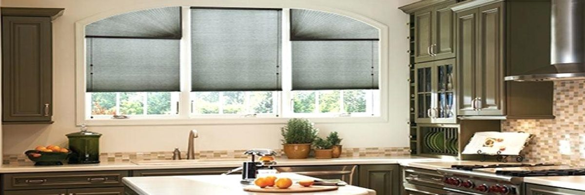 Blackout Shades for Arched Windows