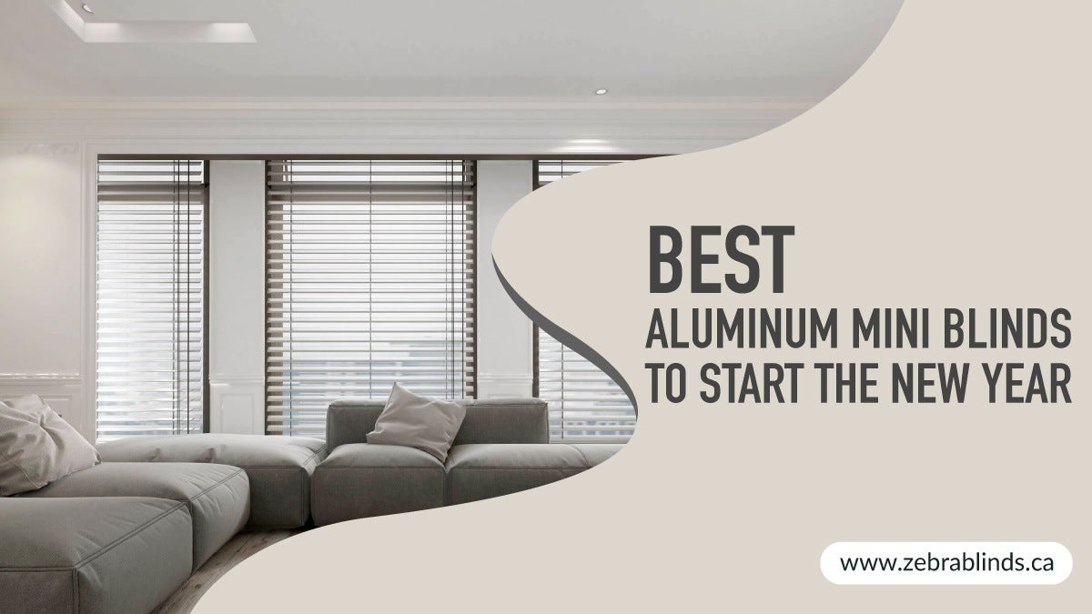 Best Aluminum Mini Blinds