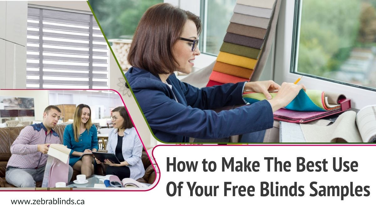 How to Make Best Use Of Your Free Blinds Samples
