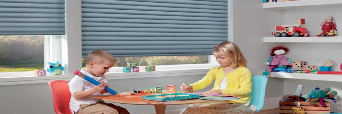 Kids Safety Cordless Blinds