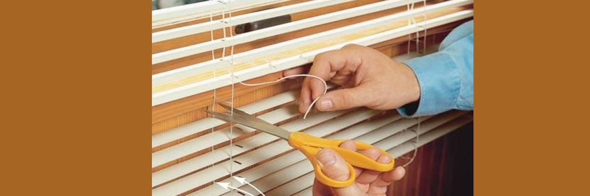 How to Remove Blinds Plug