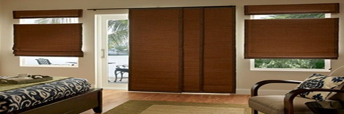 Sliding Panel Natural Shades
