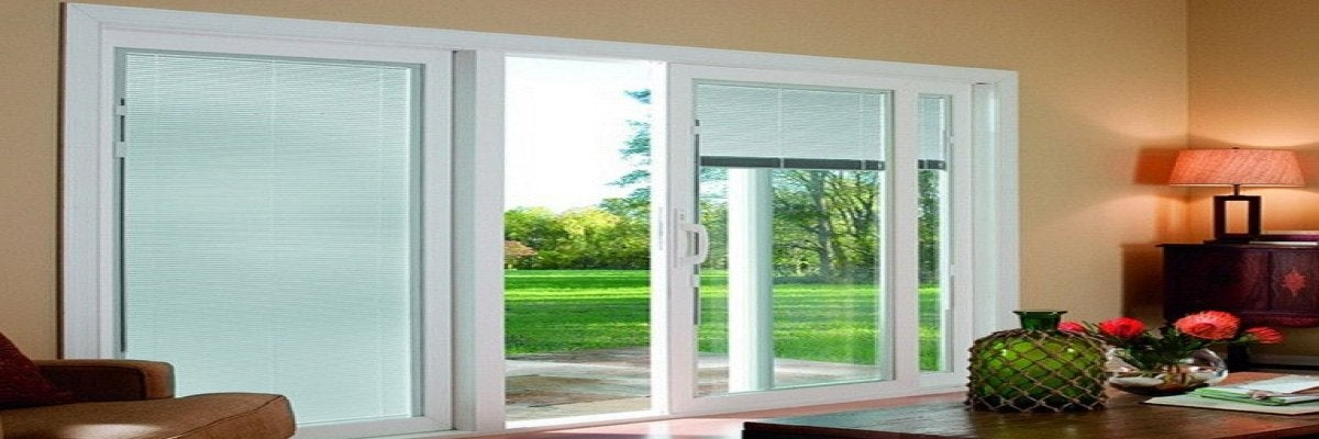 Summer Blind Options For Sliding Glass Doors Privacy And
