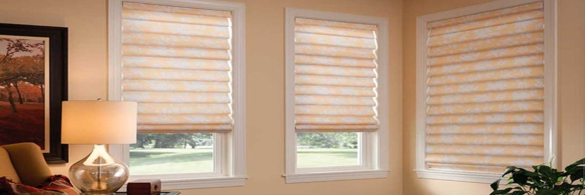 Blackout Roman Window Shades
