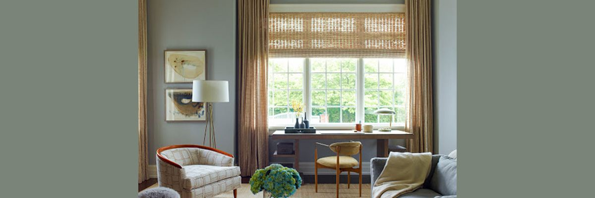 Outside Mount Blinds Curtains