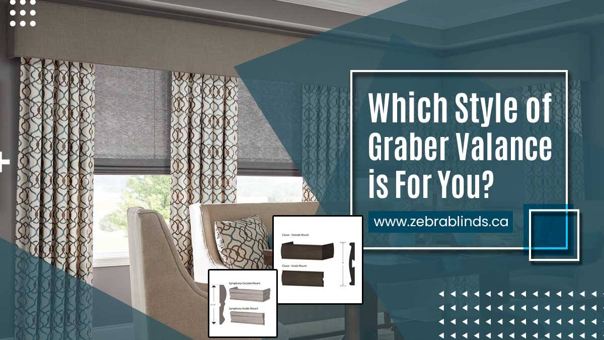 Which Style of Graber Valance is For You